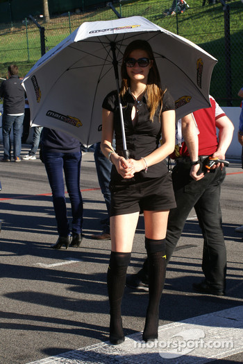 Marc VDS girl