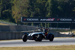 #71 3CP '62 Lotus Super 7: Bob Colaizzi