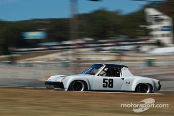 #58 8BP '72 Porsche 914/6: James Cullen