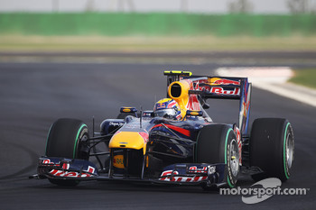 Mark Webber, Red Bull Racing RB6,