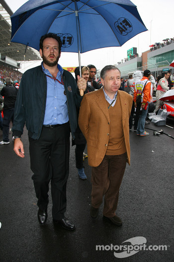 Jean Todt, FIA president
