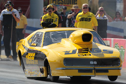 Troy Coughlin, 1968 Nitrous Chevrolet Corvette