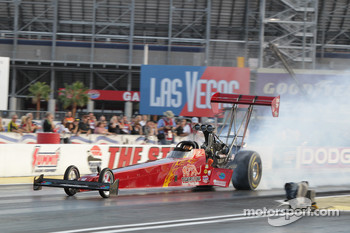Scott Palmer, 2009 McKinney Dragster