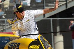 Jeg Coughlin Jr. aboard his JEGS.com Chevy Cobalt