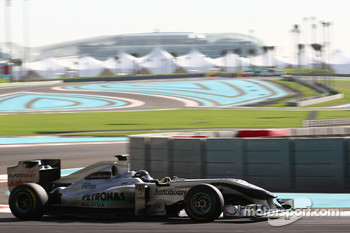 Nico Rosberg, Mercedes GP Petronas