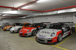 Porsche 911 ROC cars