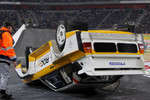 Michèle Mouton rolled over in the Audi Quattro S1