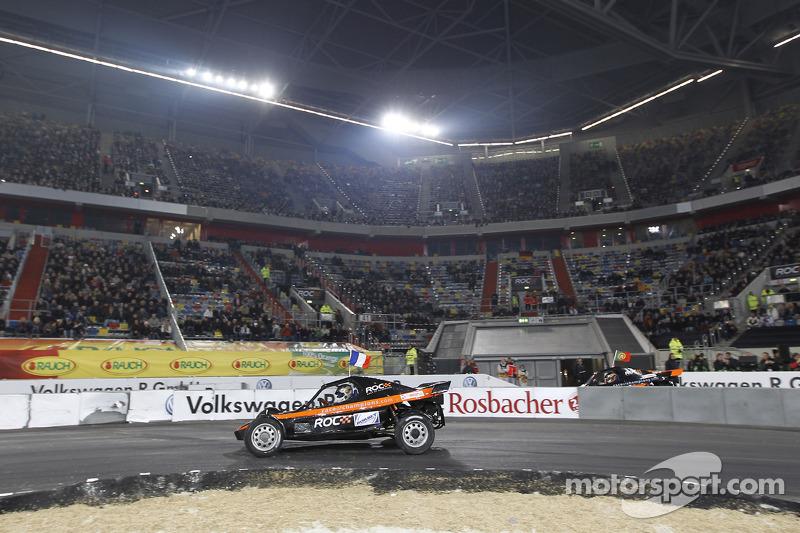 Sébastien Loeb vs Filipe Albuquerque