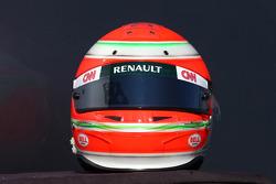 Jarno Trulli, Lotus  helmet