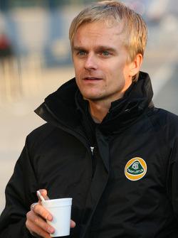 Heikki Kovalainen, Lotus