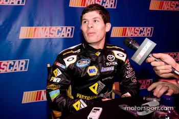 NASCAR Nationwide Series driver Ryan Truex