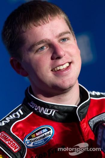 NASCAR Nationwide Series Justin Allgaier