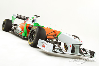 The Force India VJM04