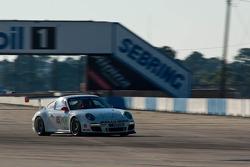 #65 Kelly Moss Motorsports Porsche GT3