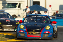 #67 TRG Porsche GT3: Steven Bertheau, Brendan Gaughan, Wolf Henzler, Andy Lally, Spencer Pumpelly