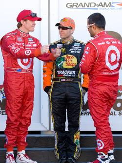 Rolex 24 At Daytona Champions photo: Scott Dixon, Jamie McMurray and Juan Pablo Montoya