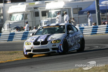 #46 Fall-Line Motorsports BMW M3 Coupe: Mark Boden, Tonis Kasemets