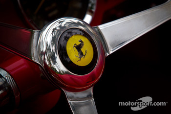 Ferrari 250 GT California Spyder LWB steering wheel