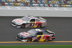 Kasey Kahne, Red Bull Racing Team Toyota and Brian Vickers, Red Bull Racing Team Toyota