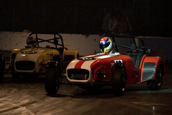 Caterhams in the live action arena