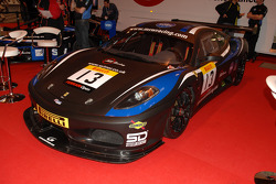 360 Racing Ferrari F430
