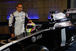 Pastor Maldonado, Williams FW33 Cosworth
