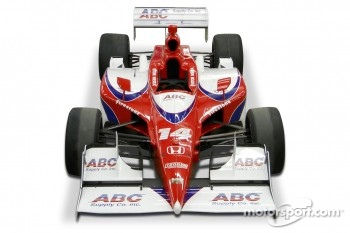 A new twist on a historic design for ABC Supply/A.J. Foyt Racing's No. 14