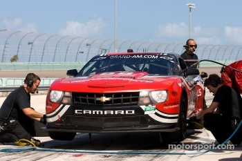 #88 Autohaus Motorsports Camaro GT.R: Bill Lester, Jordan Taylor