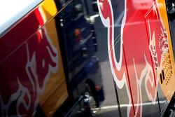 truck atmosphere, Red Bull Racing