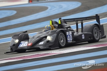#40 Race Performance Oreca 03 - Judd: Michel Frey, Ralph Meichtry