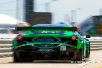 #002 Extreme Speed Motorsports Ferrari F458 Italia: Ed Brown, Guy Cosmo, Robert Bell