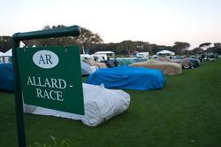 Allard Race Cars at the Amelia Island Concours d'Elegance