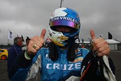 Robert Huff, Chevrolet Cruze 1.6T, Chevrolet pole position