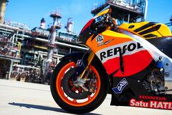 Repsol Honda MotoGP bike
