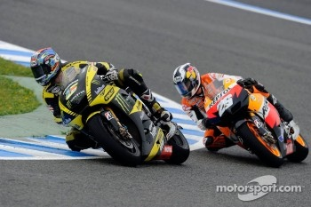 Colin Edwards, Monster Yamaha Tech 3, Dani Pedrosa, Repsol Honda Team