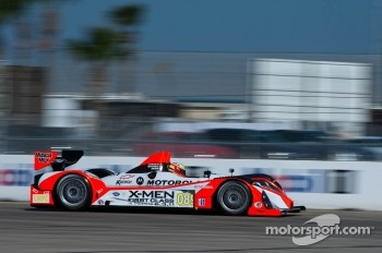 #089 Intersport Racing Oreca FLM09: Kyle Marcelli, Tomy Drissi, Rusty Mitchell