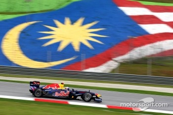 Another pole position for Sebastian Vettel