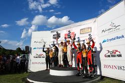 Podium GTD: Winner #44 Magnus Racing Audi R8 LMS: John Potter, Andy Lally; second place #6 Stevenson Motorsports Audi R8 LMS GT3: Andrew Davis, Robin Liddell; third place #33 Riley Motorsports SRT Viper GT3-R: Ben Keating, Jeroen Bleekemolen
