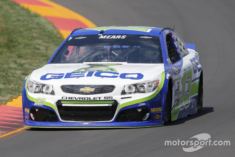 12. Casey Mears, Germain Racing, Chevrolet
