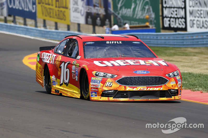 39. Greg Biffle, Roush Fenway Racing, Ford (Crash)