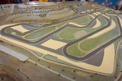 Circuito de Tenerife, model