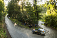 WRC Фото - Яри-Матти Латвала и Микка Анттила, Volkswagen Polo WRC, Volkswagen Motorsport