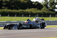 Formula E Foto - Alex Lynn, Jaguar Racing