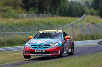VLN Photos - Eugen Sing, Bertin Sing, Mercedes-Benz SLK 350