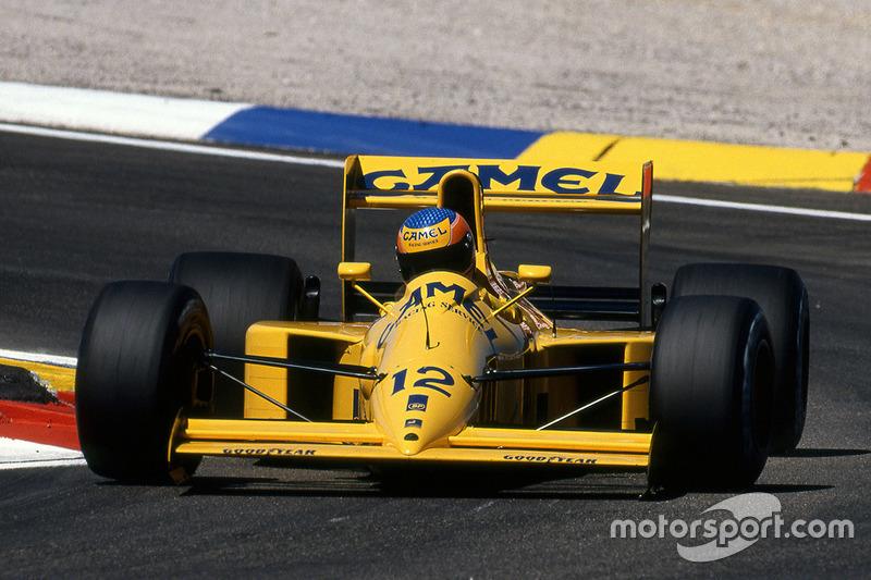 Lamborghini: 1990 Lola und Lotus