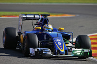 F1 写真 - Marcus Ericsson, Sauber C35