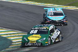 Felipe Fraga, Rubens Barrichello