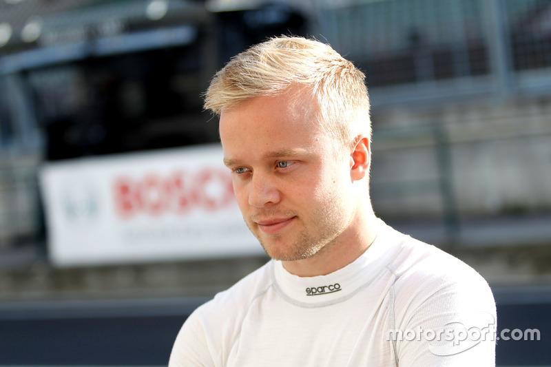 Wahrscheinlich: Felix Rosenqvist (Mercedes)