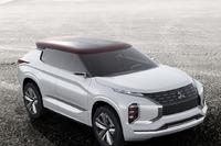 Prodotto Foto - Concept Mitsubishi GT-PHEV