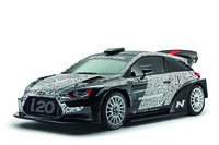 Hyundai Motorsport i20 WRC 2017